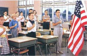 class_saying_pledge