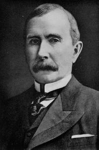 John D. Rockefeller, 1888