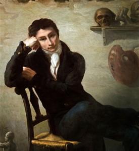 gericault portrait