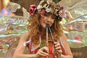 Twig the Fairy - Scarborough Renaissance Festival