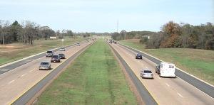 Interstate 45 Dallas to Houston