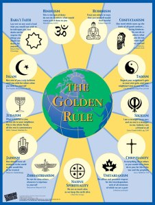 Golden Rule - All rights UNreserved!
