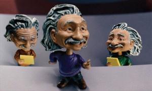 Strength in lots of Einsteins!