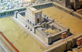 1st Temple of Solomon
