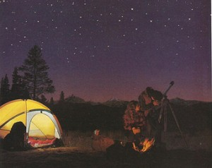 camping&stargazing