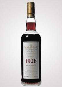 MacAllan Scotch