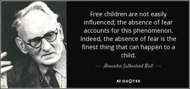 Free children quote - ASNeill