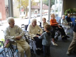 Nursing home integration