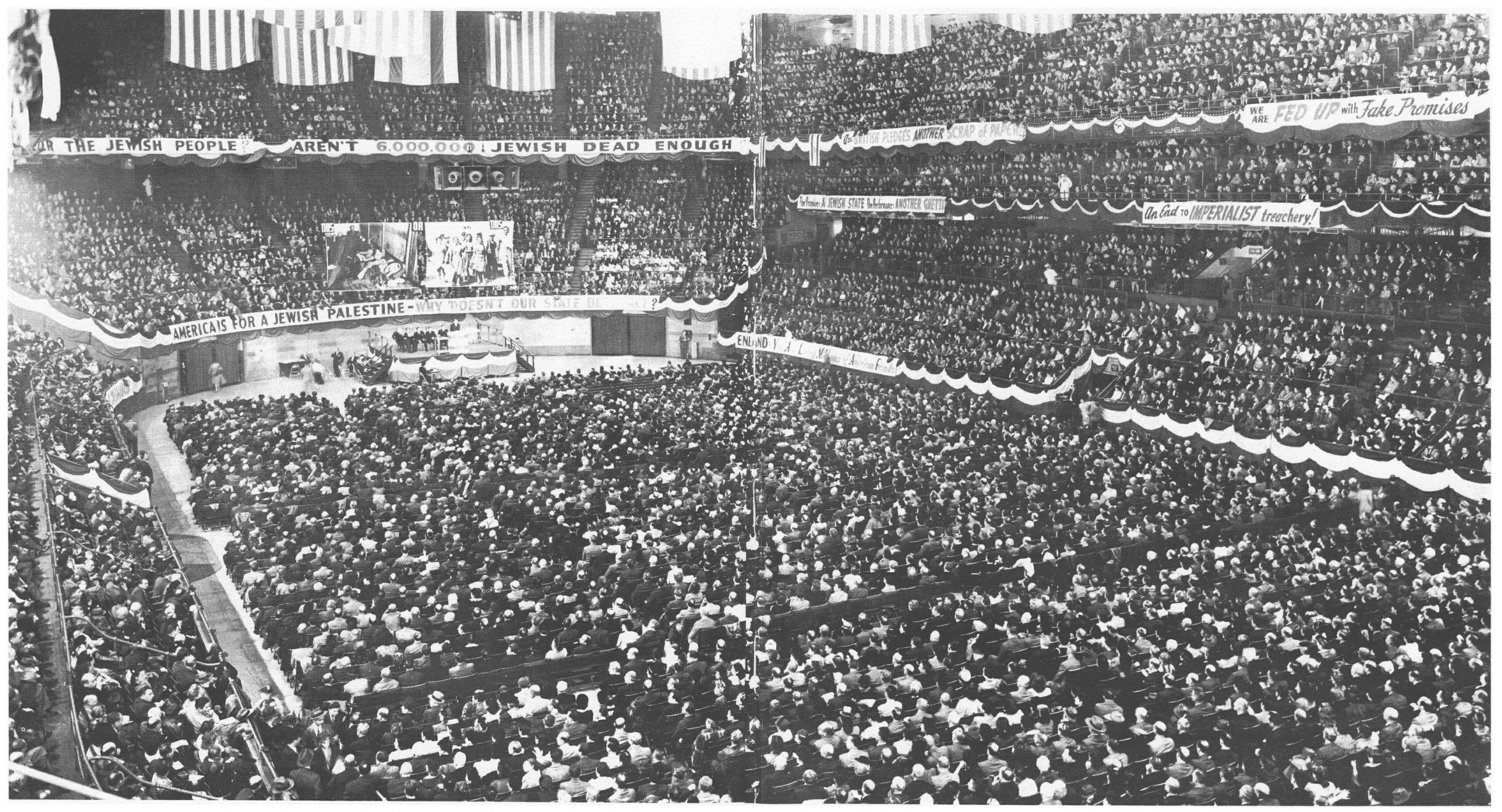 AZEC rally_NY_1945