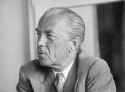 Count Folke Bernadotte a few months before his death (Getty Images)