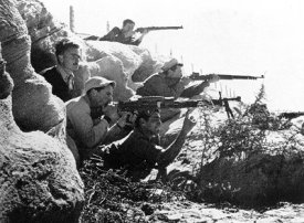 Mossad-Haganah fighters-1947