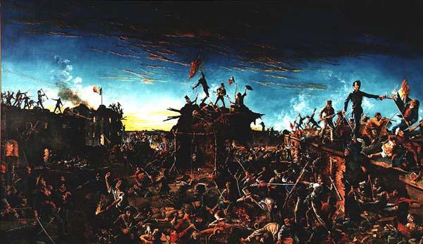 Dawn-at-The-Alamo