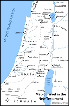 Map-Israel-Palestine-New-Testament-Era