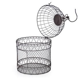 Voliere Wire Birdcage