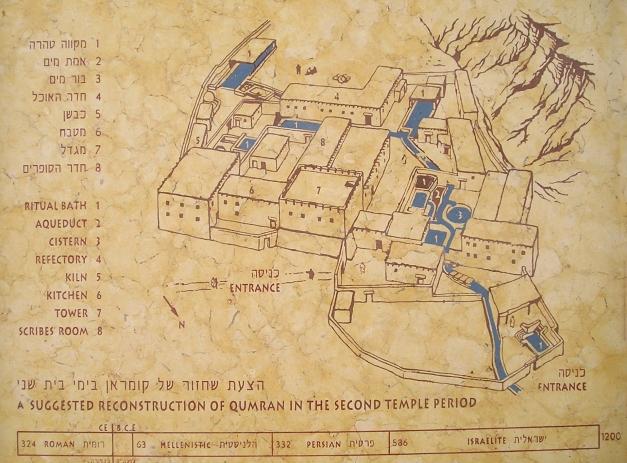 1st century Qumran