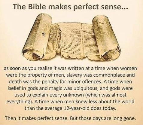 bible determinism