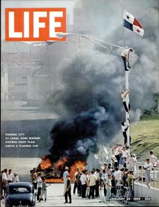 life-1964-01-24-flag-protest-cover