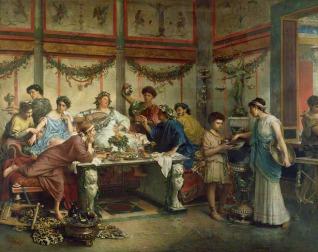 Roman leisure