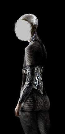 22nd century Automaton