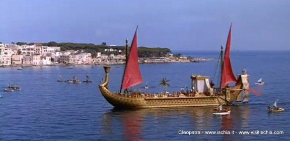 Cleopatra's barge Tarsos