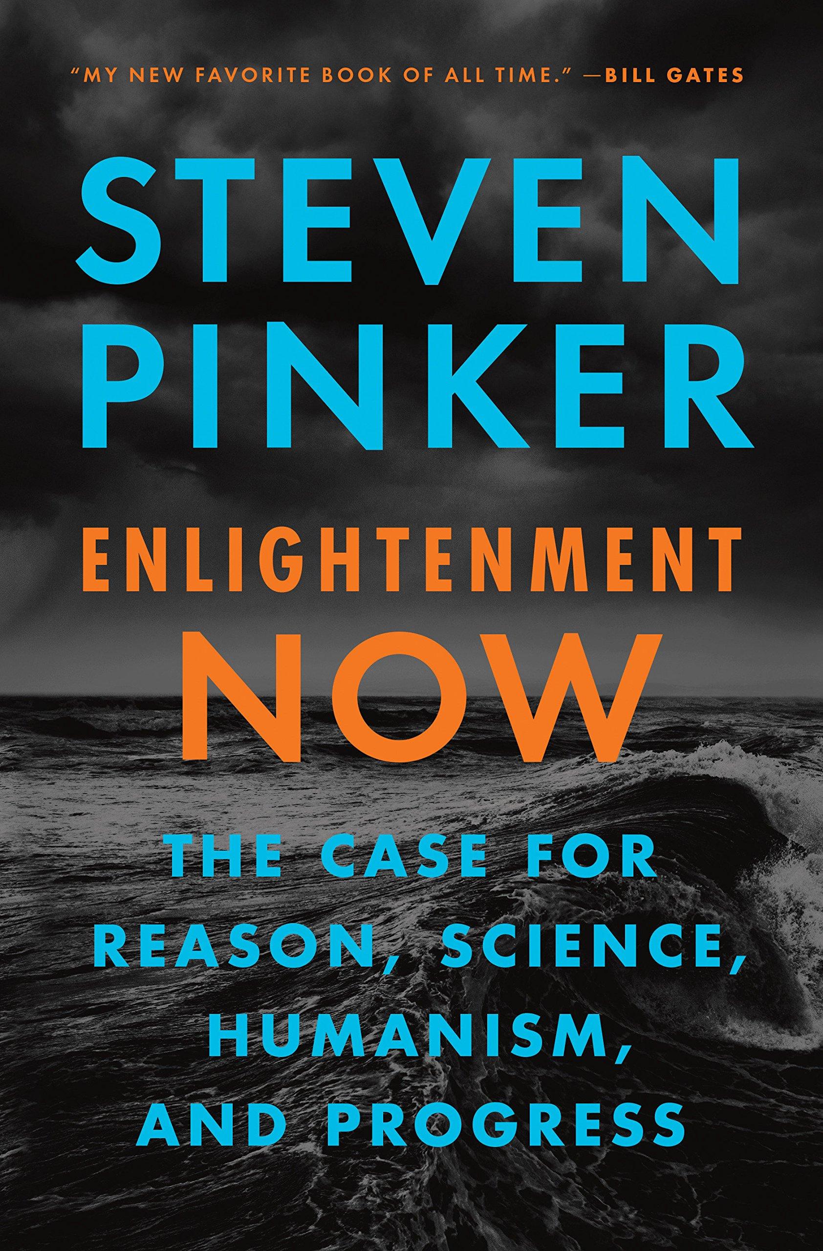 Enlightenment Now_Pinker