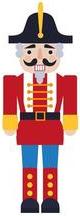 red-captain nutcracker