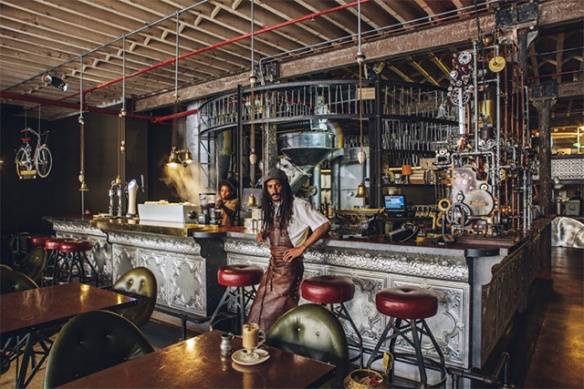 Truth - Coffee Contraptions - Cape Town_SA