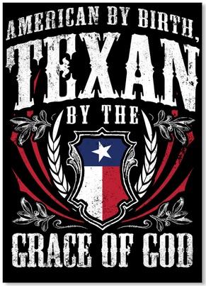 TX motto t-shirt