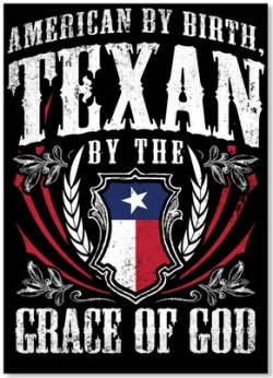 TX motto t-shirt