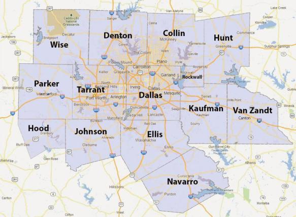 dfw-county-map
